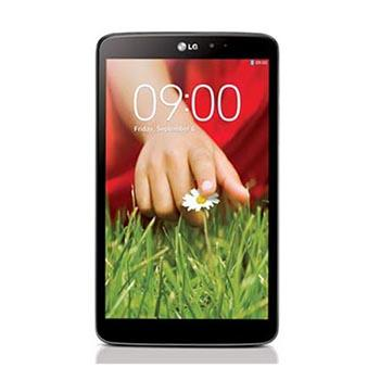 "LG G Pad 8.3 Tablet features a beautiful 8.3"" FHD Display and a powerful Quad-Core Processor, which allows you to multitask efficiently with a suite of intuitive features.1"