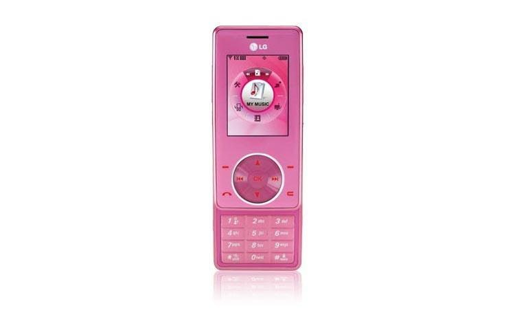 LG Chocolate VX8500 Pink: Cell Phone with Music Player ...
