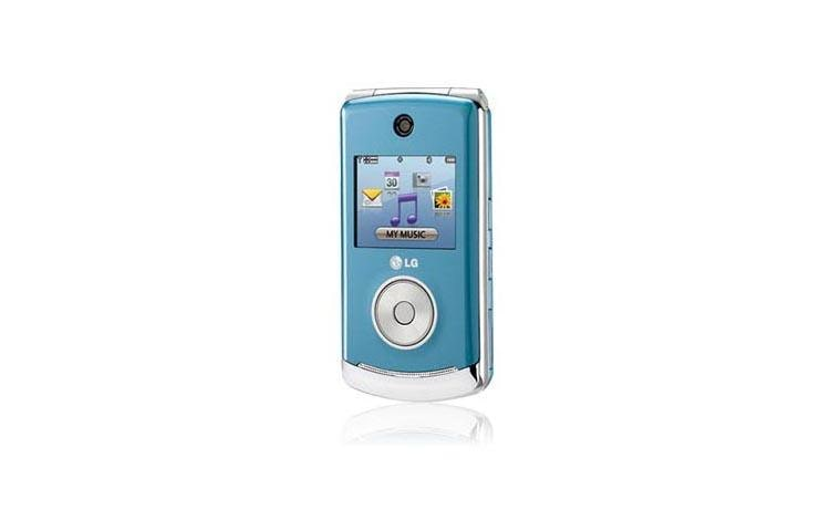 lg chocolate 3 vx8560 blue compact flip phone for verizon. Black Bedroom Furniture Sets. Home Design Ideas