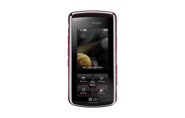 lg venus vx8800 pink cell phone with camera lg usa rh lg com Verizon Envy 2 Verizon enV2