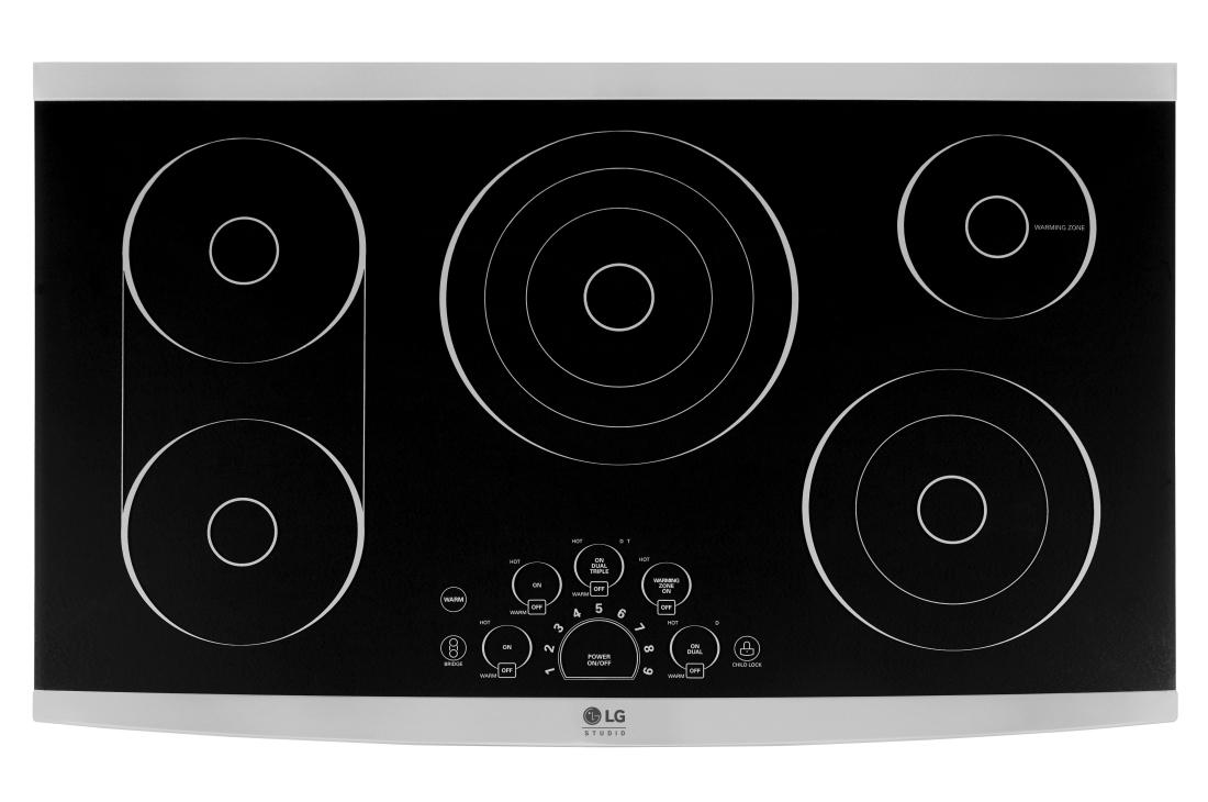 LG Cooking Appliances LSCE365ST 1