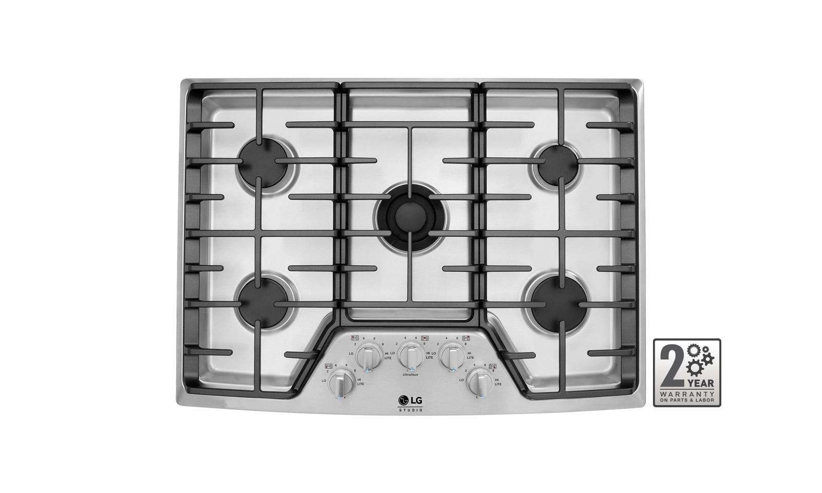 LG Cooking Appliances LSCG306ST 1