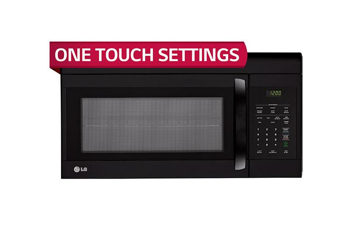 LG Cooking Appliances LMV1683SB 1