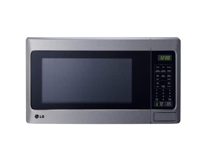 Lg Lcrt1513st Countertop Microwave Oven With Easyclean
