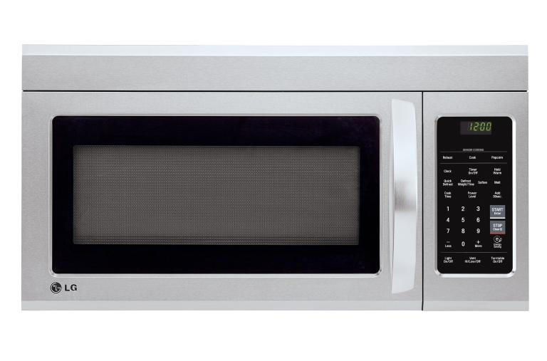 LG Cooking Appliances LMV1831ST thumbnail 1