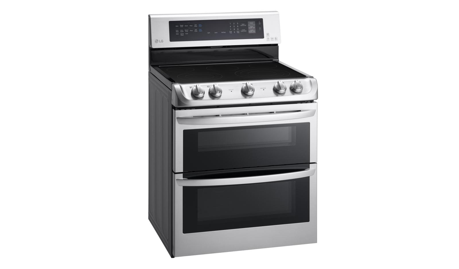 Lg Lde4415st Electric Double Oven Convection Range Usa Want To Install A New 40 Amp Have 50 Circuit