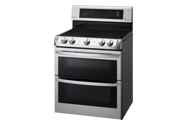 LG Cooking Appliances LDE4415ST thumbnail 3