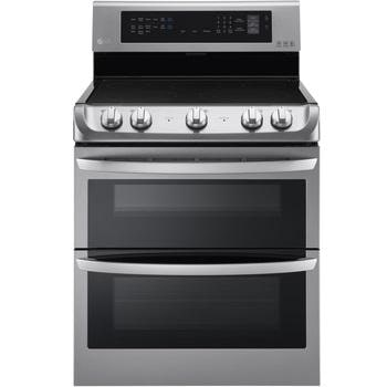 7.3 cu. ft. Electric Double Oven Range with ProBake Convection® and EasyClean®1