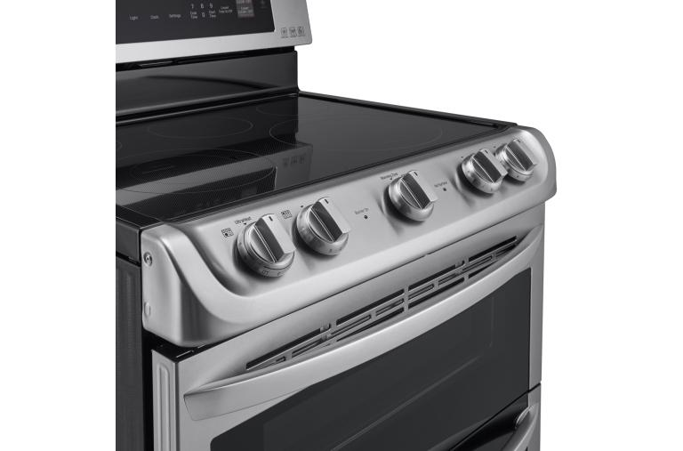 LG Cooking Appliances LDE4413ST thumbnail 2