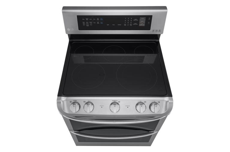 LG Cooking Appliances LDE4413ST thumbnail 3