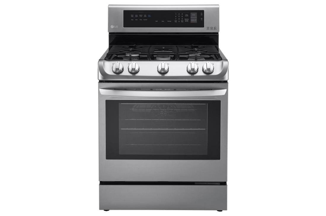Single Oven With Grill Part - 40: LRG4113ST