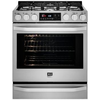 gas kitchen stove thor gas single oven slidein range with probake lg ranges double ovens usa