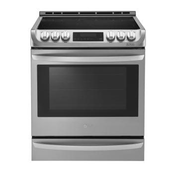 electric slidein range with probake convection and easyclean - Slide In Gas Range