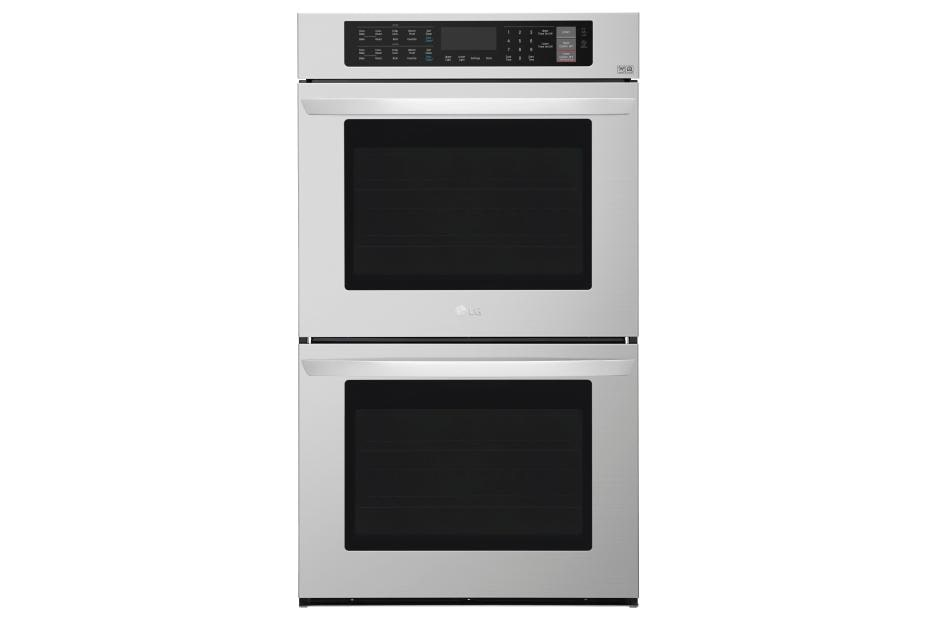 LG LWD3063ST: Stainless Steel Double Wall Oven | LG USA