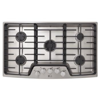 LSCG367ST Gas Cooktop1