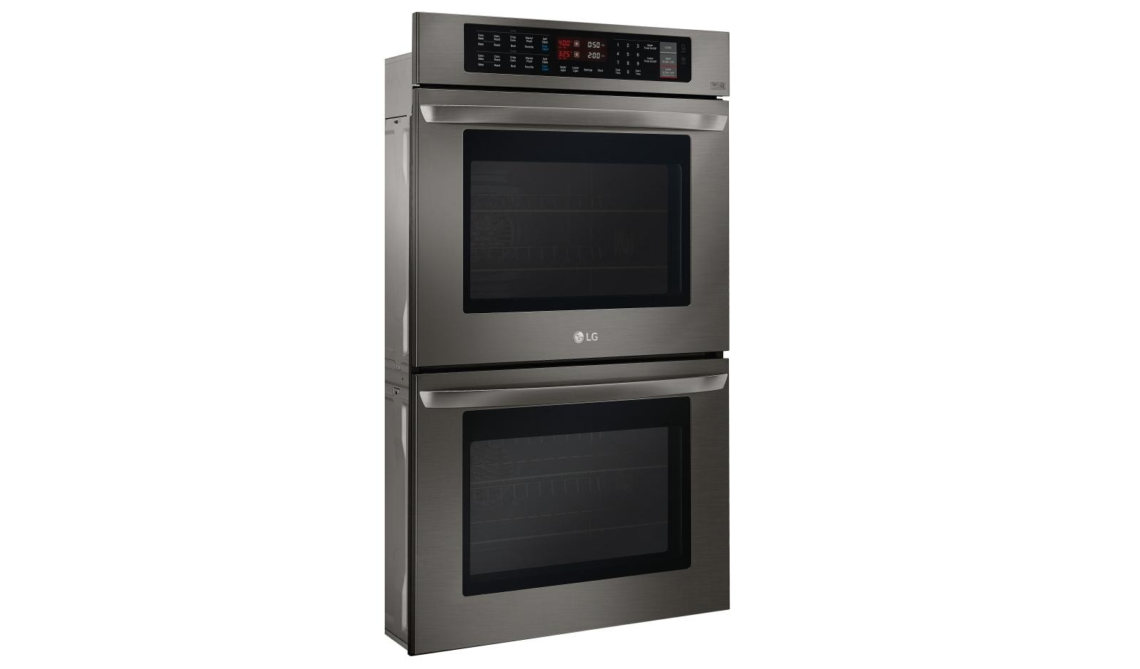 LG LWD3063BD: Black Stainless Steel Double Wall Oven | LG USA