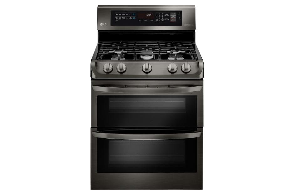 Ldg4315bd In Black Stainless Steel By Lg In New York Ny 69 Cu
