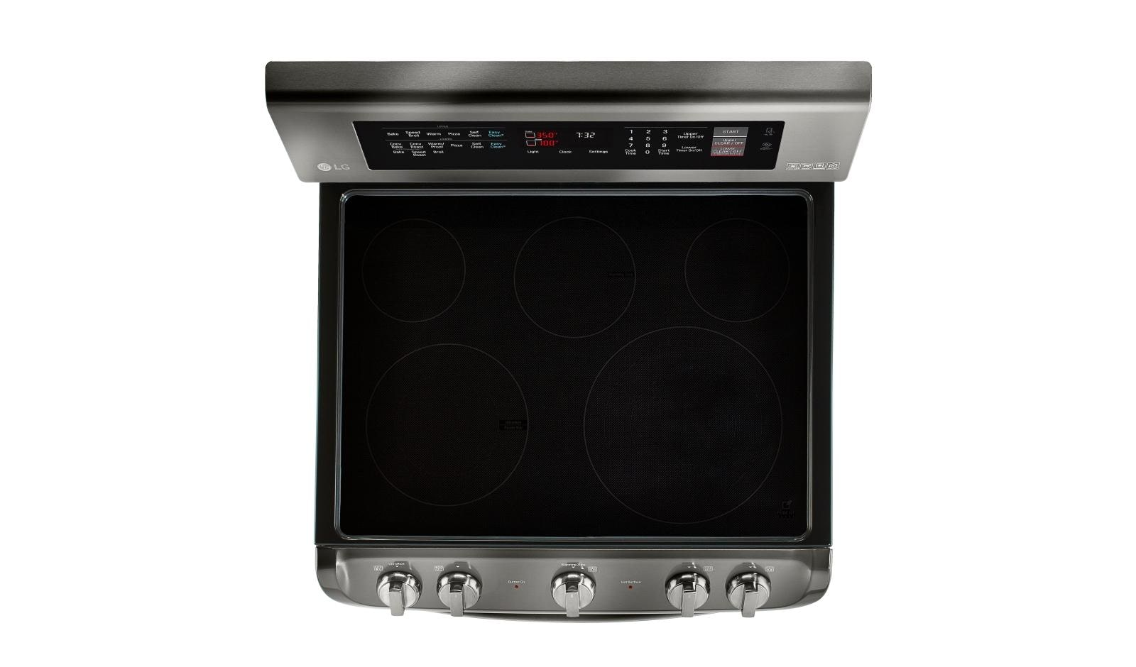 Lg Lde4415bd Electric Double Oven Convection Range Usa Want To Install A New 40 Amp Have 50 Circuit