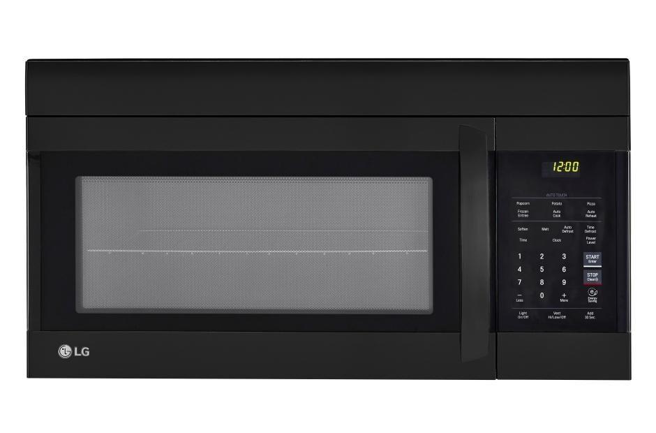 Lg Over The Range Microwave Oven Lmv1762sb Lg Electronics Us