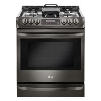 6.3 cu. ft. Gas Single Oven Slide-in Range with ProBake Convection® and EasyClean®1