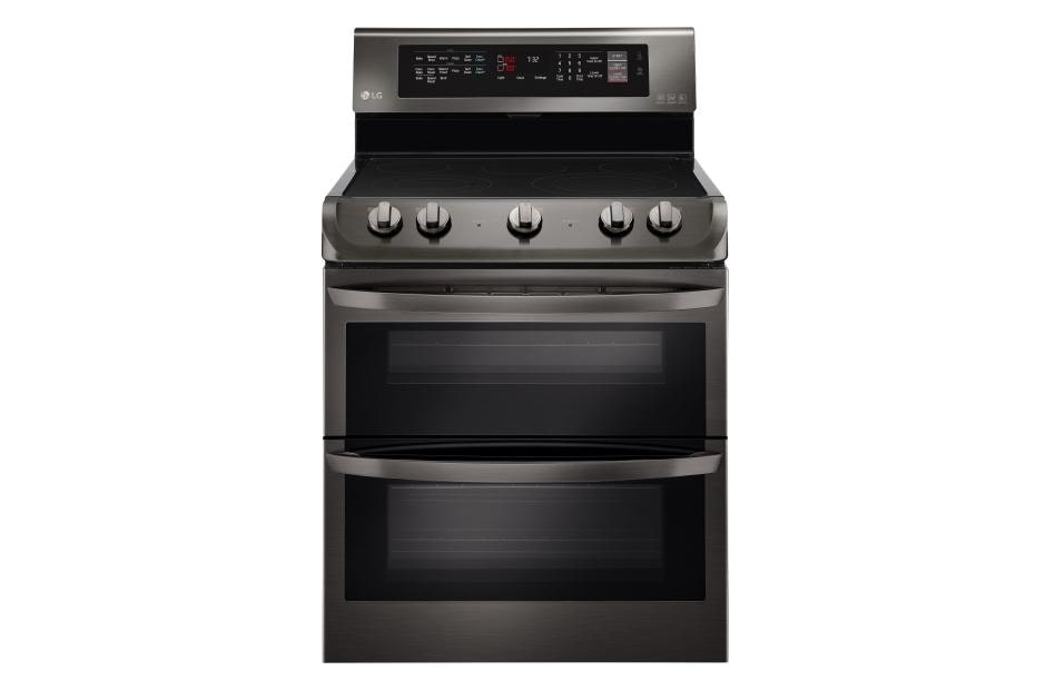 Electric Double Oven Range With Probake Convection And Easyclean