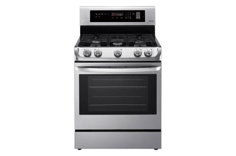 LG Cooking Appliances LRG4111ST thumbnail 1