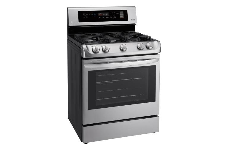 LG Cooking Appliances LRG4111ST thumbnail 2