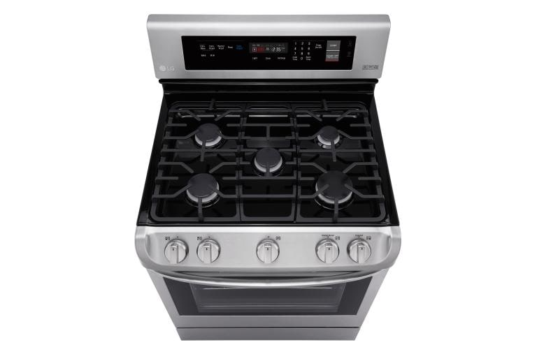 LG Cooking Appliances LRG4111ST thumbnail 6
