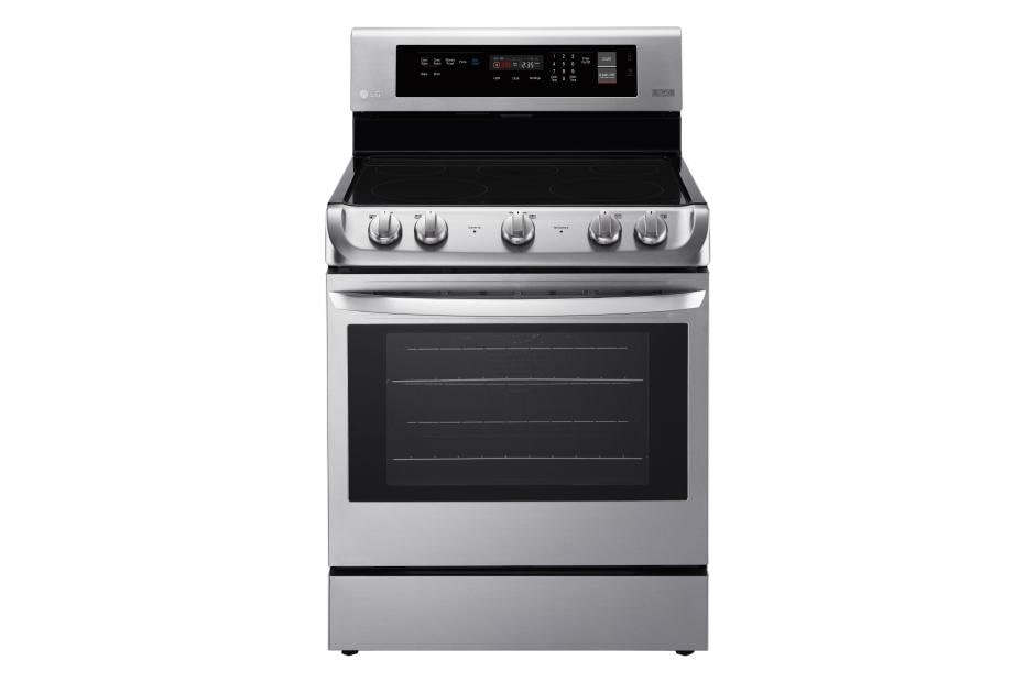 LG Cooking Appliances LRE4211ST 1