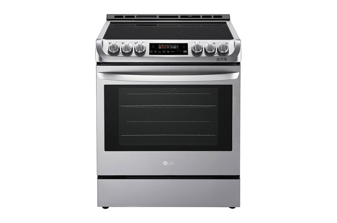 Electric Single Oven Slide In Range With Probake Convection And Easyclean