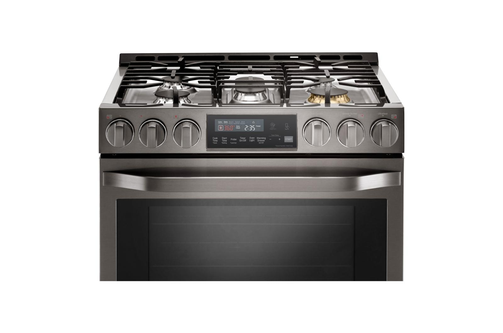 Lg Lssg3019bd Studio Gas Slide In Range With Convection Usa Cook Top And Light Fan Wiring Diagram