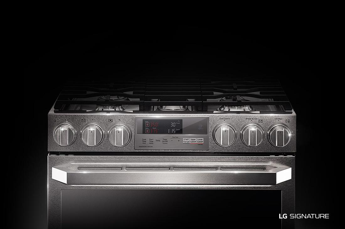 Lg Lutd4919sn Signature Dual Fuel Double Oven Range Usa Wiring Instructions Cooking Appliances 1