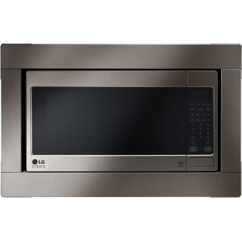 Lg Studio 2 0 Cu Ft Countertop Microwave Oven With Optional Trim Kit