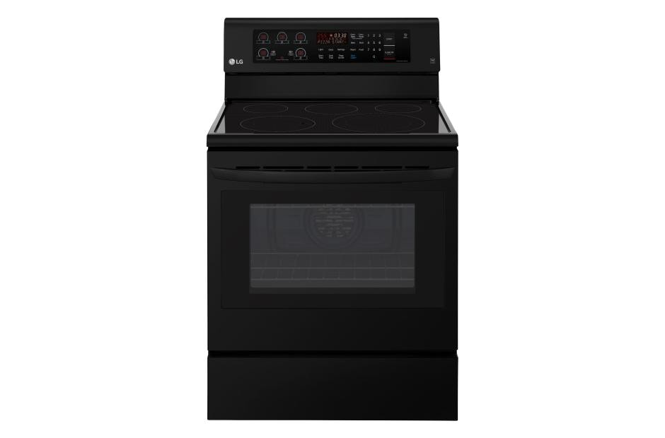 LG Cooking Appliances LRE3193SB 1