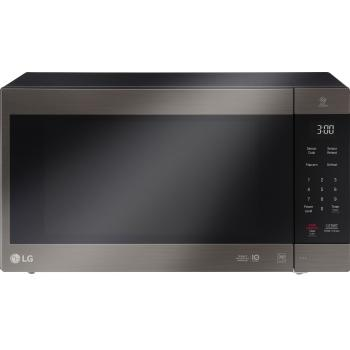 LG Black Stainless Steel Series 2.0 cu. ft. NeoChef™ Countertop Microwave with Smart Inverter and EasyClean®1