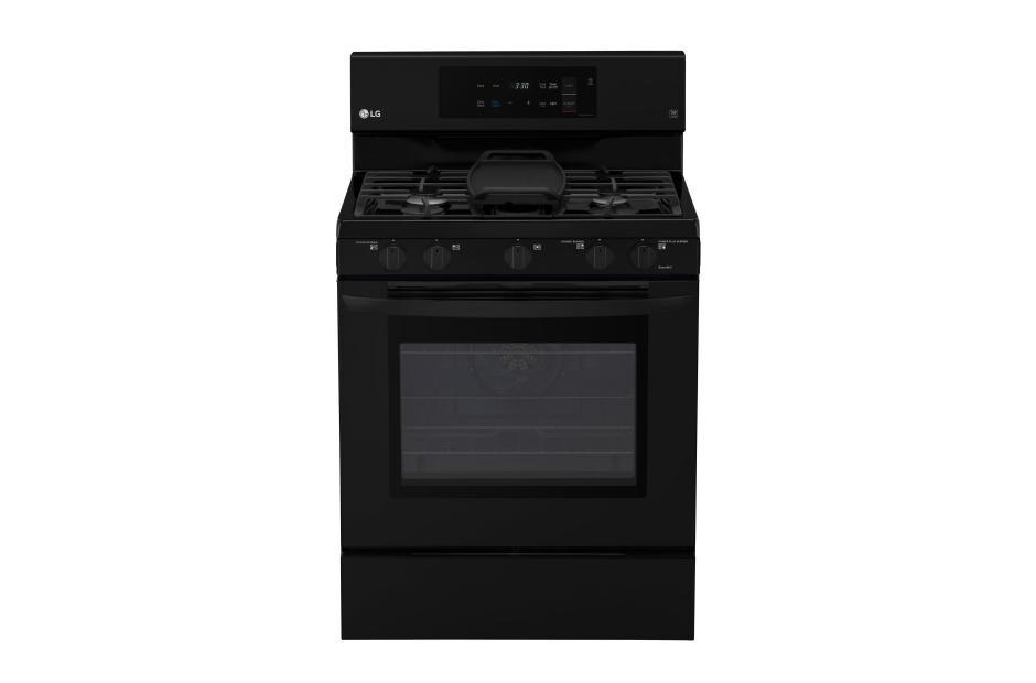 LG LRG3193SB: Gas Single Oven Range w/ EasyClean | LG USA