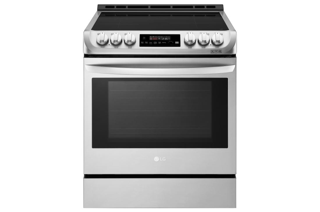 6 3 Cu Ft Smart Wi Fi Enabled Induction Slide In Range With Probake Convection And Easyclean
