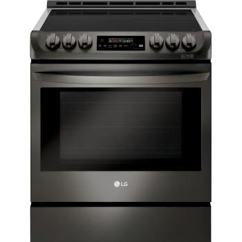 6.3 cu. ft. Smart wi-fi Enabled Induction Slide-in Range with ProBake Convection® and EasyClean®1