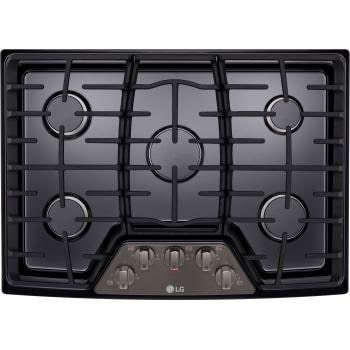 LG Gas Cooktops: Stainless Steel U0026 Cast Iron Grates | LG USA
