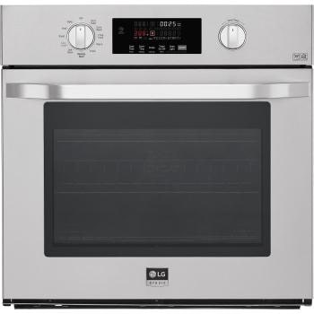 LG STUDIO 4.7 cu. ft. Smart wi-fi Enabled Single Built-In Wall Oven1