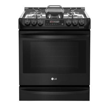 LG Gas Ranges With Single Double Ovens LG USA - Abt gas ranges