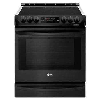 6.3 cu. ft. Smart wi-fi Enabled Electric Slide-in Range with ProBake Convection® 1