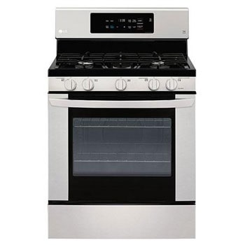 5.4 cu. ft. Gas Single Oven Range with EasyClean®1