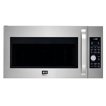 LG STUDIO 1.7 cu. ft. Over-the-Range Convection Microwave Oven1