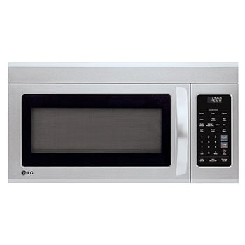 1.8 cu. ft. Over-the-Range Microwave Oven with EasyClean®1