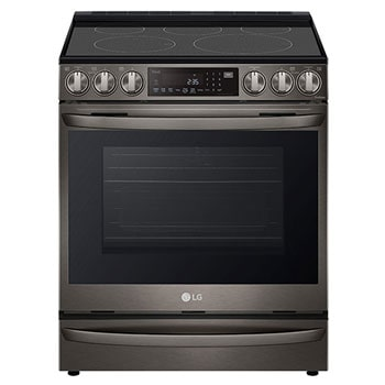 6.3 cu ft. Smart Wi-Fi Enabled ProBake Convection® InstaView™ Electric Slide-in Range with Air Fry1