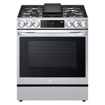 6.3 cu ft. Smart wi-fi Enabled ProBake Convection® InstaView® Gas Slide-In Range with Air Fry1