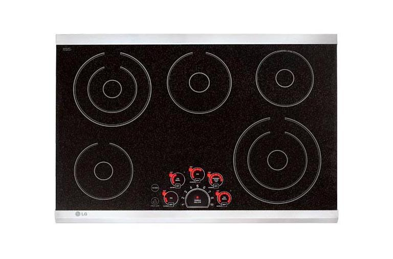 LG Cooking Appliances LCE3081ST thumbnail 1
