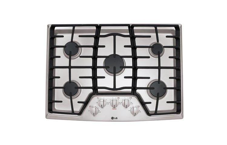 30 Gas Cooktop With Superboil
