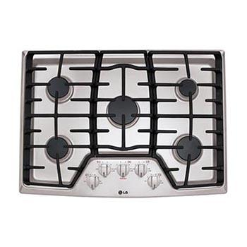 30u201d gas cooktop with superboil ge profile gas cooktop stainless steel common 30in actual